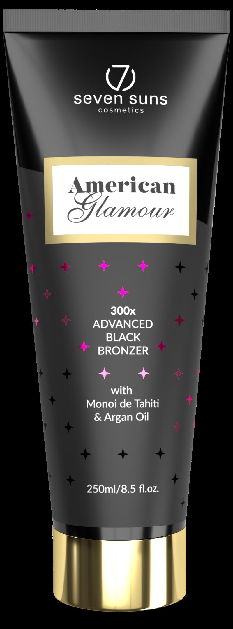 American Glamour bronzer tube