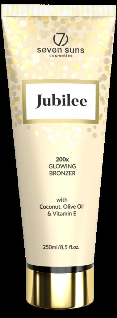 Jubilee bronzer tube