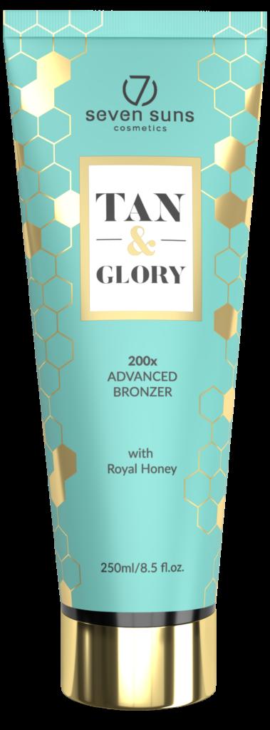 Tan & Glory bronzer tube