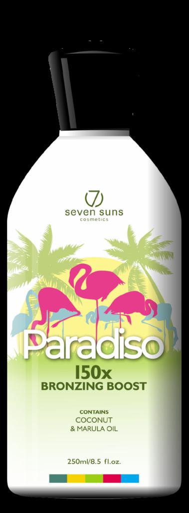 Paradiso bronzer bottle
