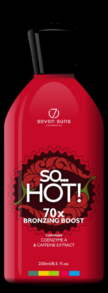 So... Hot cosmetic bottle