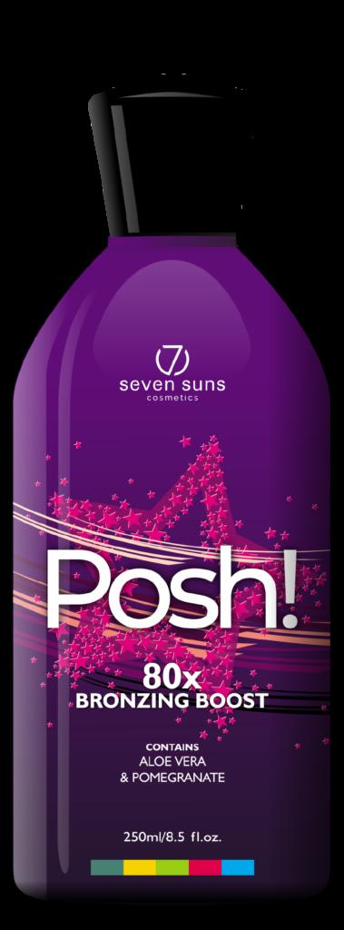 Posh! cosmetic bottle