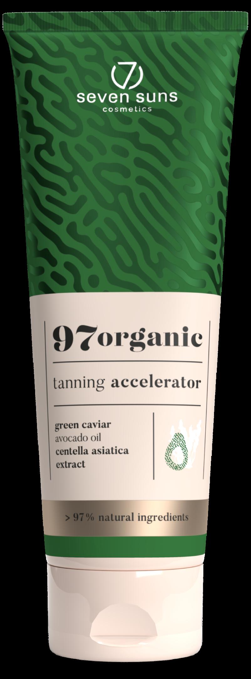 97organic Tanning Accelerator