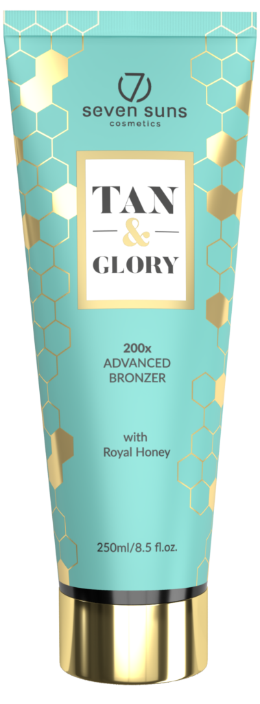 Tan & Glory bronzer tube