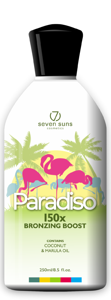 Paradiso bronzer bottle