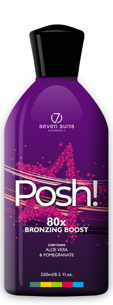 Posh! cosmetic bottle